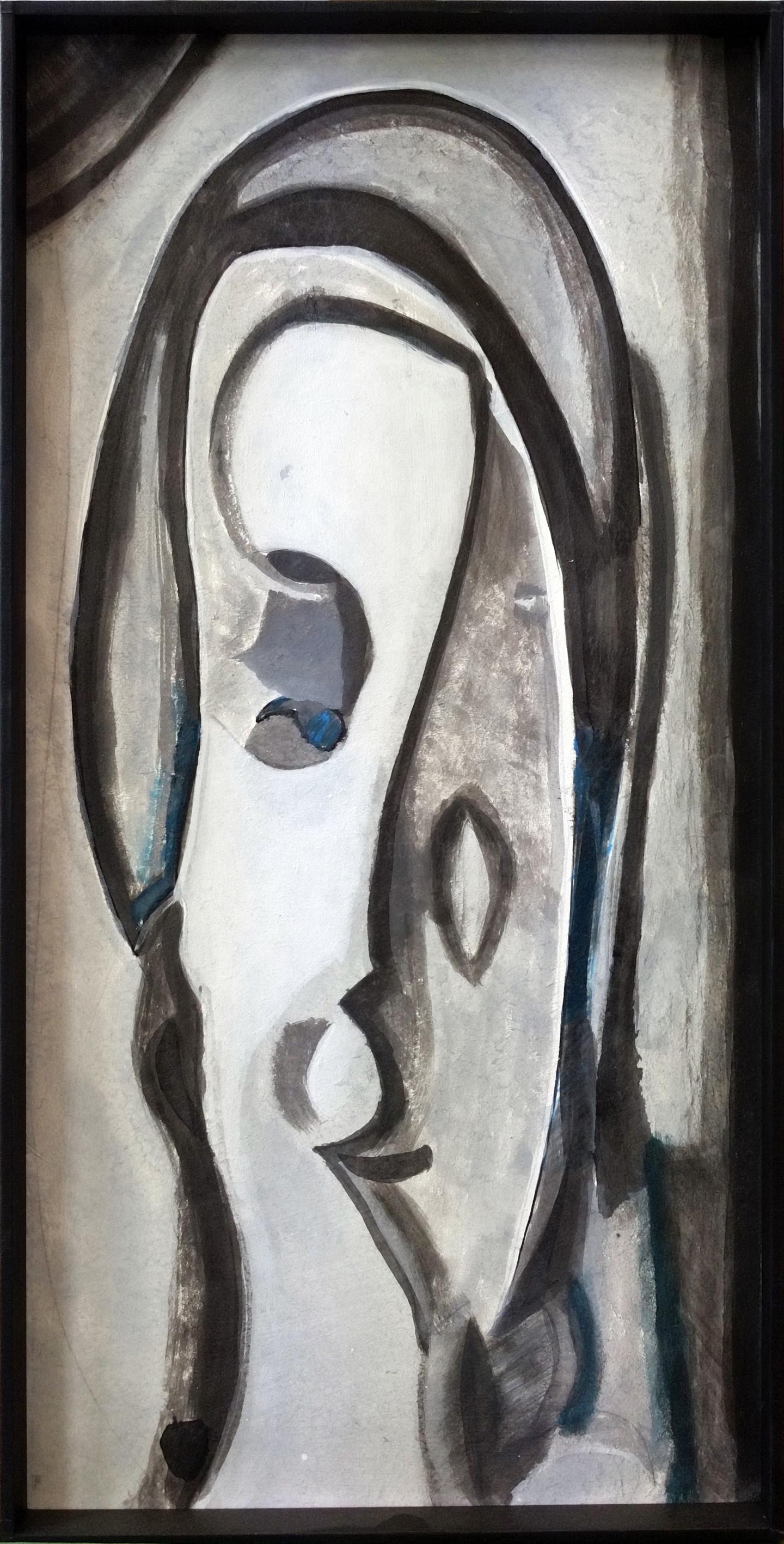 Hervé Loiseau - La Dame en gris