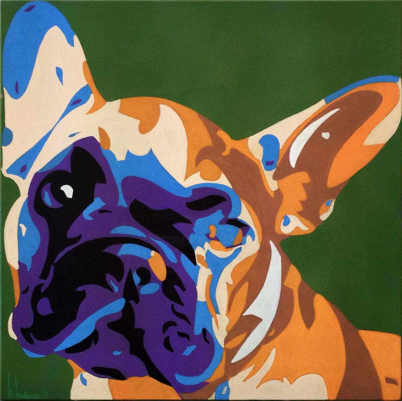 Hervé Loiseau - French Bulldog