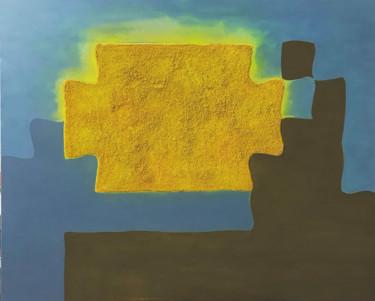 Peinture, acrylique, abstrait, œuvre d'art par Hervé Loiseau