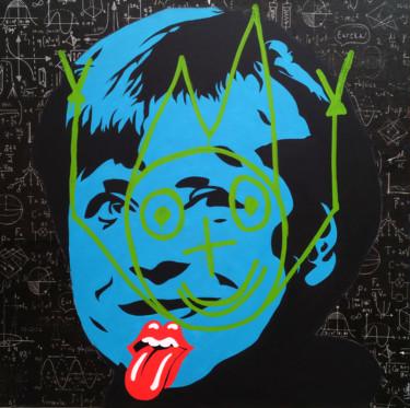 Peinture Politique, acrylique, pop art, œuvre d'art par Hervé Loiseau